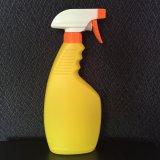 Plastik-PET Triggersprüher-Flasche für Reinigung 650ml (NB440)