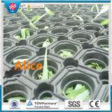 Резиновый циновка травы/блокируя резиновый циновка циновки/резины Drainge