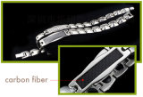 Gesundheitspflege-Kohlenstoff-Faser-Titanenergie-magnetisches Armband