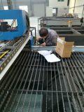 Grande machine de découpage de laser de fibre de commande numérique par ordinateur de feuillard de pouvoir pour l'aluminium, acier, de plaque métallique