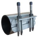 Sola abrazadera de la reparación de la venda del acero inoxidable