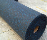EPDM ParticleのRollの体操Rubber Flooring
