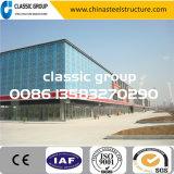 Prix direct de supermarché de structure métallique d'usine élevée de Qualtity