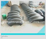 cotovelos longos sem emenda da tubulação de aço de carbono de 90degree Raidus