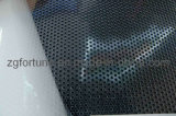 Vinil de sentido único transparente do PVC da visão (FPT1818)