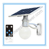 Luz del jardín, LED, lámpara, lámpara solar