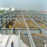 Taller de acero prefabricado metálico de la fabricación con alta calidad