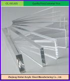 Strato acrilico trasparente libero materiale acrilico
