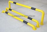 PVC покрыл используемый движением рефлекторный барьер безопасности пленки