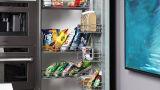 2017 de Moderne Keukenkast Van uitstekende kwaliteit van de Lak (kq-002)