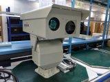 камера IP ночного видения лазера 3-4km PTZ