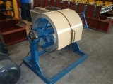 Rolo do painel de parede que dá forma à máquina para o aço