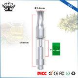 새싹 Gl3c 마우스피스 선택 0.5ml 유리제 카트리지 Cbd Vape 펜 E 담배