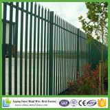 Hochleistungsstangen-Oberseite-Stahl-Gitter-Zaun-Entwurf für Wohn
