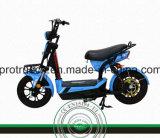 Moto électrique de guidon en acier