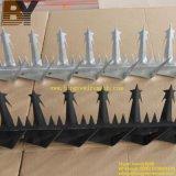 Обеспеченность берет анти- спайк на острие стены бритвы спайка подъема