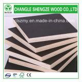 O preto e a película de Brown enfrentaram a madeira compensada/madeira compensada da construção/madeira compensada marinha