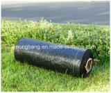 Schwarzes Farben-Steuerbiodegradierbarer Bodendeckel