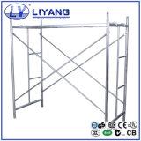 De Gang van het Staal van de Bouw van de Fabrikant van Linyi door het Systeem van het Frame van de Steiger (wmf-1219)