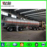 3 топливозаправщик Axle 42000L алюминиевый для пищевого масла перехода
