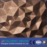 Хорошая панель стены 3D MDF конструкции с CE одобрила