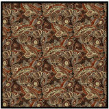 Silk quadratischer Schal, fertigen, beste Qualität kundenspezifisch an