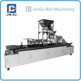 Máquina de acero del clavo de la tira de papel de la correa