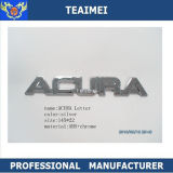 車の文字のABSクロム自動車の付属品車の紋章のステッカー