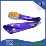 Best Selling Custom Colored Printed Polyester Medal Ribbon