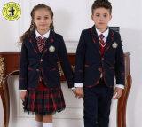 Uniformi scolastichi primari molla dei nuovi allievi su ordinazione della scuola secondaria ed uniformi del codice categoria di autunno
