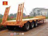 Flachbett-Sattelschlepper der China-Fertigung-50t