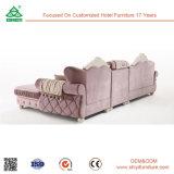 Sofá de madeira barato moderno da sala de visitas de China Legsfurniture