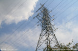 башня передачи силы 750kv стальная для проекта