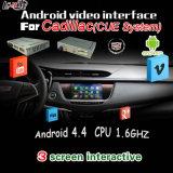 Androïde Interface voor de Steun van 13-17 Cadillac Xts Cts CT6 Srx aan Externe AchterCamera