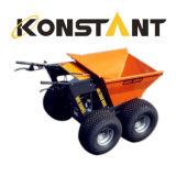 Minischienen-Ochse-Ladevorrichtungs-Bauernhof-Kipper für landwirtschaftliche Maschinerie