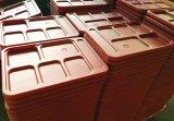 Hohler Plastikschlag, der Plastikprodukt das Nahrungsmitteltellersegment formt