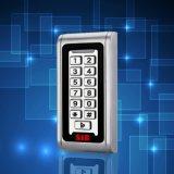 Контроль допуска S600mf-W кнопочной панели металла автономный