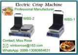 Machine croquante électrique de partie supérieure du comptoir d'acier inoxydable de matériel de cuisine de constructeur