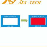 Etiqueta engomada de Restistant del calor de la temperatura del cambio del color de Bcw para la temperatura de la soldadura