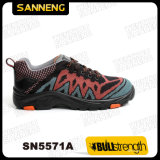 Chaussures de sûreté de sport avec PU/Rubber Outsole