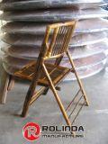 Silla de jardín doblada al aire libre de Bamoo en venta