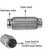 Tubo flessibile/tubo dello scarico interno della treccia dei ricambi auto