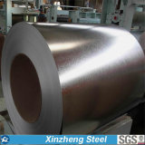 Катушка Dx51d+Z горячая окунутая гальванизированная стальная, Z100g гальванизировала сталь для рифленого листа