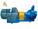 Ycb Marine Circular Arc Gear Oil Pump para Lube Oil