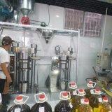 고능률 호두 유압 유압기 기계 또는 자동적인 참기름 착유기 기계