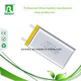 Перезаряжаемые батарея 3.7V 7.4V Lipo для крена силы