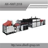 Une imprimante non tissée automatique d'écran de tissu de couleur (FB-NWF)