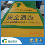 Tapa de goma japonesa de alta calidad de la tapa del pasador de la seguridad del caminante de Japón Hoja de goma para Japón