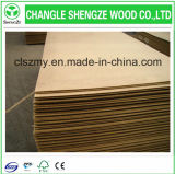 Personalizada de fábrica 1300 * 2800 * 2-6 mm buena calidad del crudo MDF