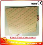 calentador Heated 220V 400W del caucho de silicón de la base de la impresora 3D de 300*350*1.5m m